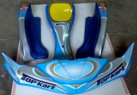 OFFERTA SET CARENE NUOVI TOP KART