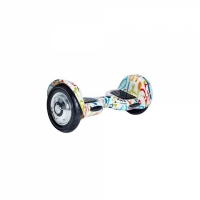 "10"" TWO WHEEL SMART SELF BALANCING ELECTRIC SCOOTER WITH BLUETOOTH SPEAKER AND LED LIGHTS + 44,000MAH BATTERY PACK"